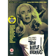 Ten Little Indians (UK-import) (DVD)