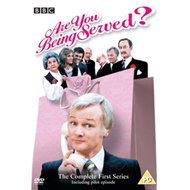 Are You Being Served?: Series 1 And Pilot (UK-import) (DVD)