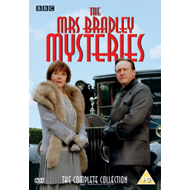 Mrs Bradley Mysteries: The Complete Collection (UK-import) (DVD)