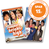 Produktbilde for Summer Heights High/We Can Be Heroes (UK-import) (DVD)