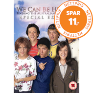 Produktbilde for We Can Be Heroes (UK-import) (DVD)