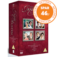 Produktbilde for The Best Of Jane Austen (UK-import) (DVD)