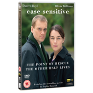 Produktbilde for Case Sensitive: The Point Of Rescue/The Other Half Lives (UK-import) (DVD)
