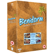 Benidorm: Series 1-4 And Specials (UK-import) (DVD)