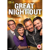 Produktbilde for Great Night Out (UK-import) (DVD)