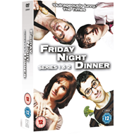 Friday Night Dinner: Series 1 And 2 (UK-import) (DVD)
