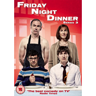 Produktbilde for Friday Night Dinner: Series 3 (UK-import) (DVD)