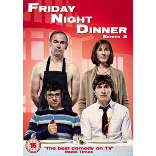 Friday Night Dinner - Sesong 3 (UK-import) (DVD)