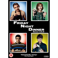 Produktbilde for Friday Night Dinner: Series 1-3 (UK-import) (DVD)