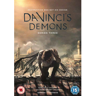 Da Vinci's Demons: Series 3 (UK-import) (DVD)