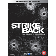 Produktbilde for Strike Back: Series 1-5 (UK-import) (DVD)