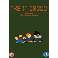 Produktbilde for The IT Crowd: Version 5.0 - The Internet Is Coming (UK-import) (DVD)