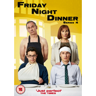 Produktbilde for Friday Night Dinner: Series 4 (UK-import) (DVD)