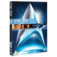 Produktbilde for Star Trek 4 - The Voyage Home (UK-import) (DVD)