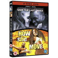 Produktbilde for Save The Last Dance/How She Move (UK-import) (DVD)