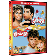 Grease/Grease 2 (UK-import) (DVD)