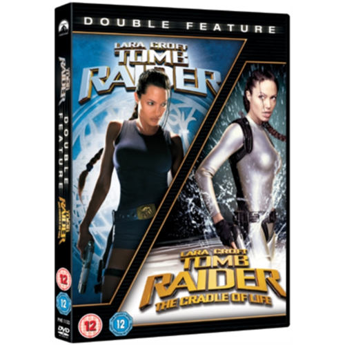 Lara Croft Tomb Raider 2 Movie Collection Uk Import Dvd