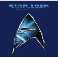 Star Trek The Next Generation: Movie Collection (UK-import) (DVD)