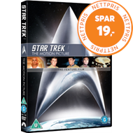 Produktbilde for Star Trek: The Motion Picture (UK-import) (DVD)