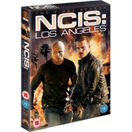 NCIS Los Angeles - Sesong 1 (UK-import) (DVD)