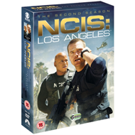 NCIS Los Angeles - Sesong 2 (UK-import) (DVD)