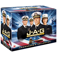Produktbilde for JAG: The Complete Seasons 1-10 (UK-import) (DVD)
