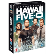 Produktbilde for Hawaii Five-0: The First Season (UK-import) (DVD)