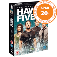 Hawaii Five-0: The First Season (UK-import) (DVD)