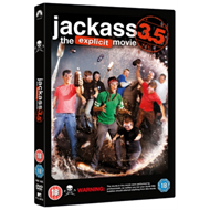 Produktbilde for Jackass 3.5 (UK-import) (DVD)