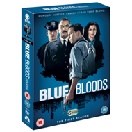 Blue Bloods: The First Season (UK-import) (DVD)