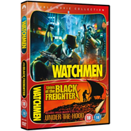 Produktbilde for Watchmen/Tales Of The Black Freighter (UK-import) (DVD)