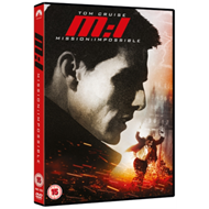 Produktbilde for Mission: Impossible (UK-import) (DVD)
