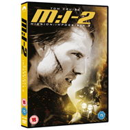Mission: Impossible 2 (UK-import) (DVD)