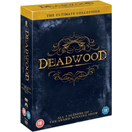 Produktbilde for Deadwood: The Ultimate Collection (UK-import) (DVD)
