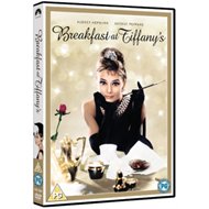 Produktbilde for Breakfast At Tiffany's (UK-import) (DVD)