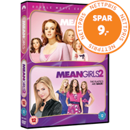 Produktbilde for Mean Girls/Mean Girls 2 (UK-import) (DVD)
