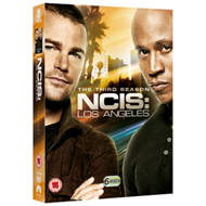 Produktbilde for NCIS Los Angeles - Sesong 3 (UK-import) (DVD)