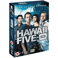 Hawaii Five-0: The Second Season (UK-import) (DVD)