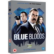 Blue Bloods: The Second Season (UK-import) (DVD)