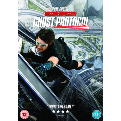 Mission: Impossible - Ghost Protocol (UK-import) (DVD)