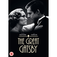Produktbilde for The Great Gatsby (UK-import) (DVD)