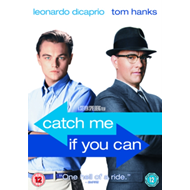 Produktbilde for Catch Me If You Can (UK-import) (DVD)