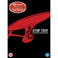 Produktbilde for Star Trek: The Movies 1-10 (UK-import) (DVD)
