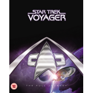 Produktbilde for Star Trek Voyager: The Complete Collection (UK-import) (DVD)