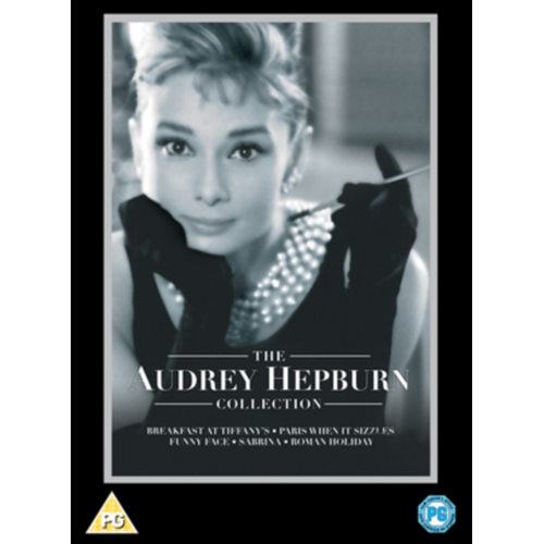 Audrey Hepburn Collection (UK-import) (DVD)