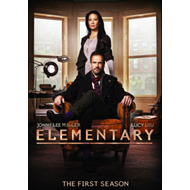 Elementary: The First Season (UK-import) (DVD)