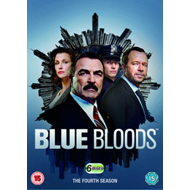 Blue Bloods: The Fourth Season (UK-import) (DVD)