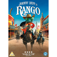 Produktbilde for Rango (UK-import) (DVD)