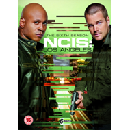 Produktbilde for NCIS Los Angeles - Sesong 6 (UK-import) (DVD)