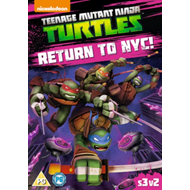Teenage Mutant Ninja Turtles: Return To NYC - Season 3 Volume 2 (UK-import) (DVD)